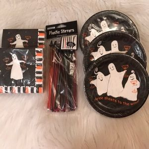 Halloween Cocktail Party Supplies